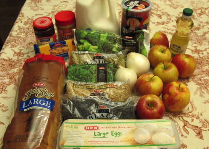 Guest Post: The Food Stamp Challenge (Pt.1)