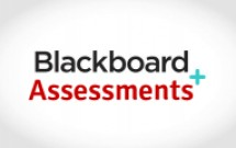 Group logo of Blackboard Support: Assessments